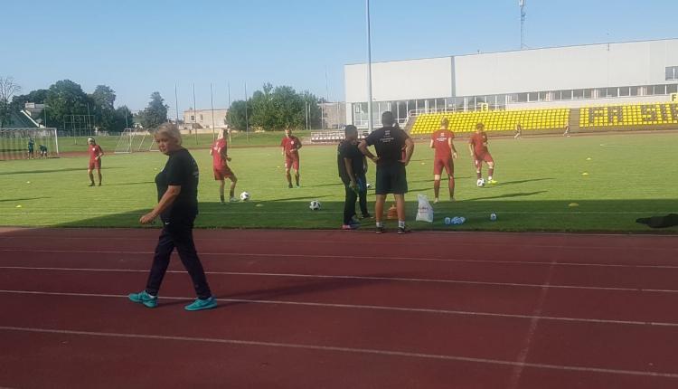 БИИК сыграл вничью с чемпионом Литвы перед стартом ЛЧ