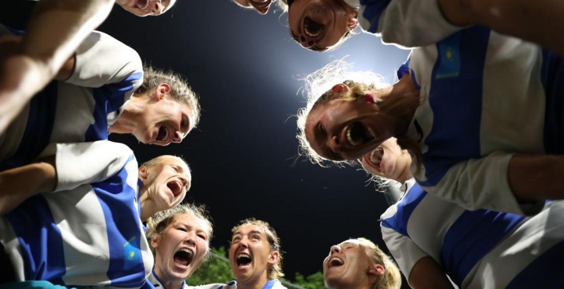 Женская сборная Казахстана по регби
