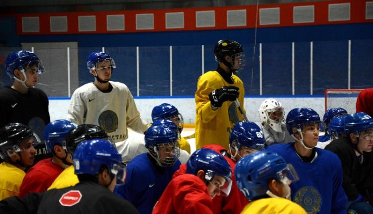 Фото: Федерация хоккея РК
