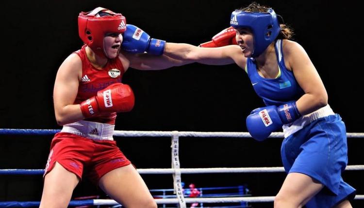 Казахстанский бокс