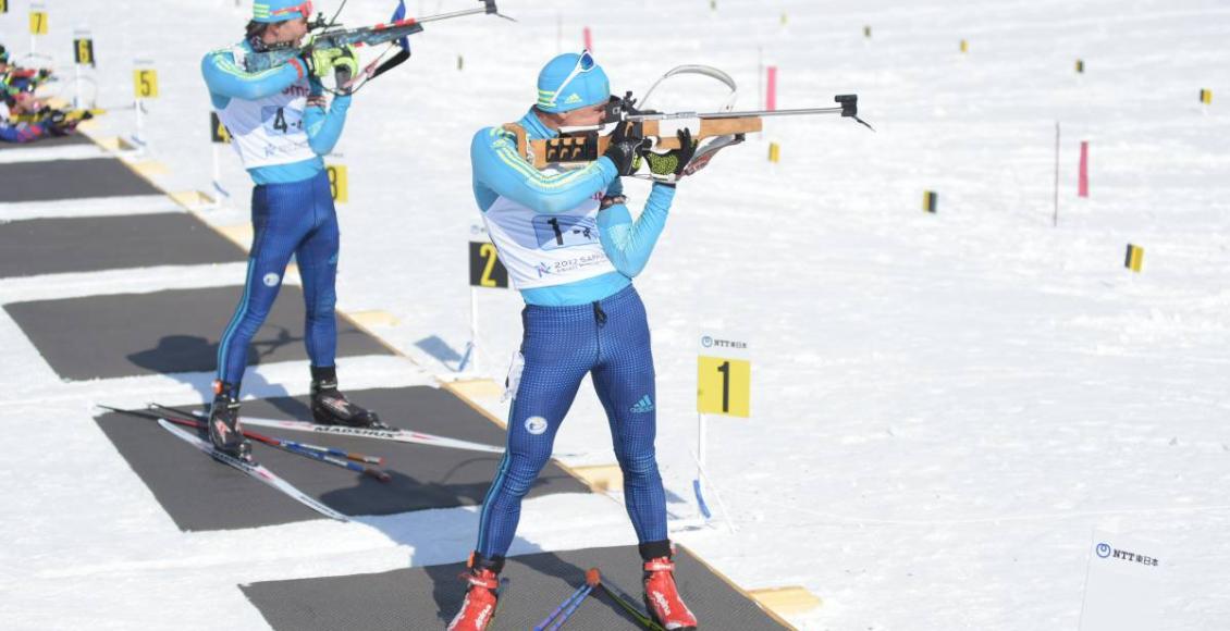 Лишь одна казахстанка побежит гонку преследования на этапе Кубка мира по биатлону в Антхольце
