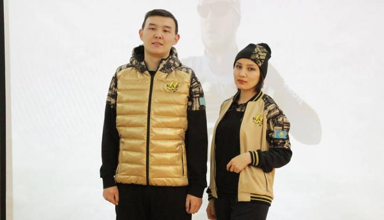 Универсиада униформа Казахстана