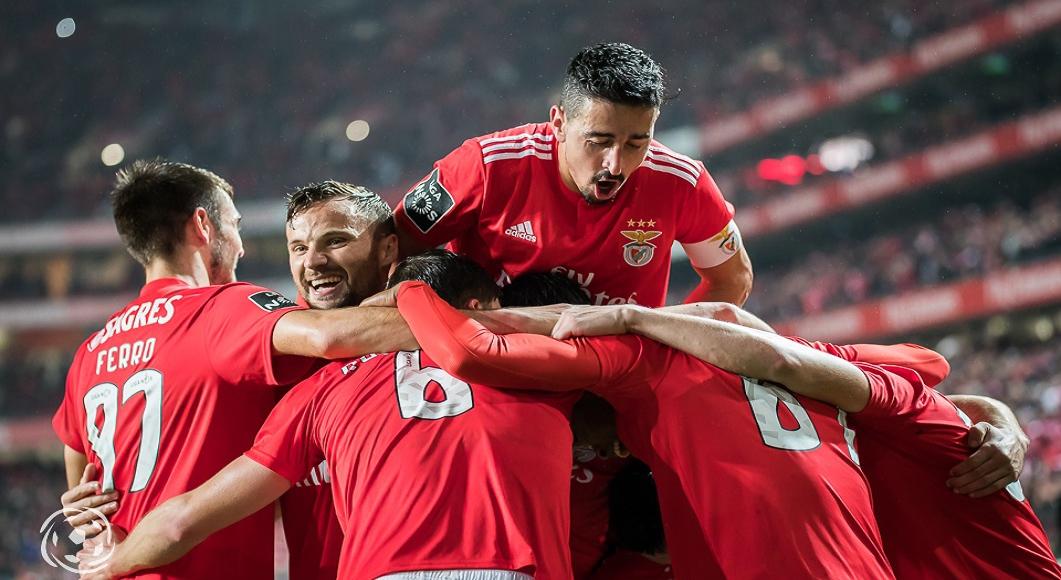 «Бенфика» с неприличным счетом обыграла соперника в чемпионате Португалии